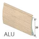 ALU - Holz hell