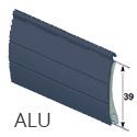 ALU - Stahlblau - RAL 5011