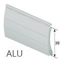 ALU - Hellgrau - RAL 7035