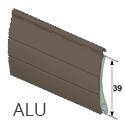 ALU - Sepiabraun - RAL 8014