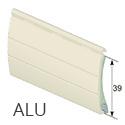 ALU - Cremeweiß - RAL 9001