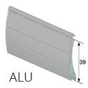 ALU - Silber - RAL 9006