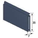Stahlblau - RAL 5011